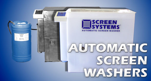 Automatic Screen Washers